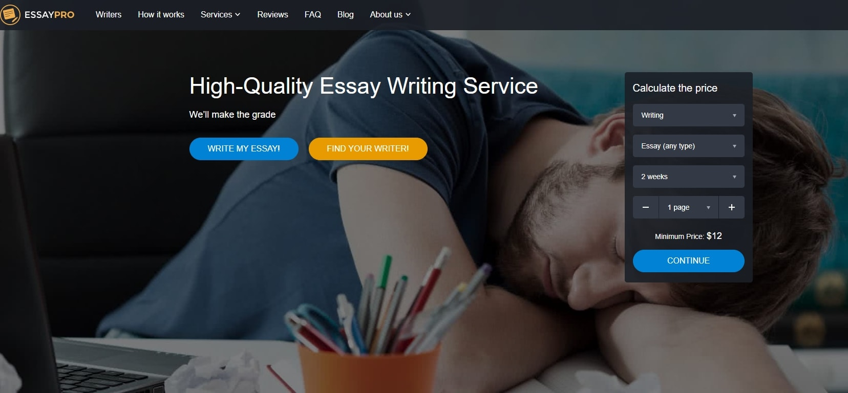 essaypro com review college paper writing service reviews essaypro com review
