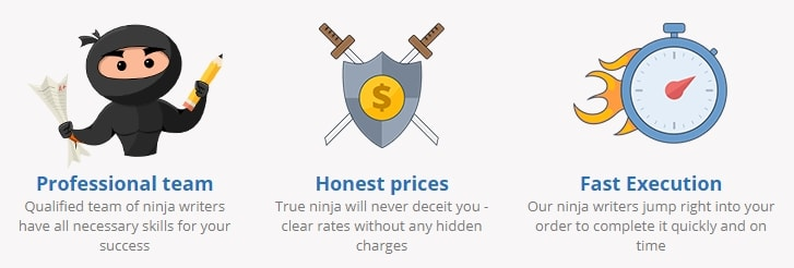NinjaEssays.com Services