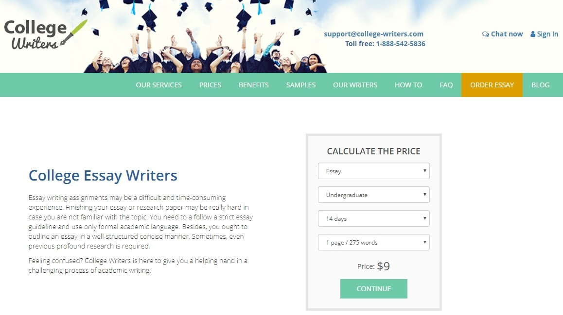 College-writers.com Review